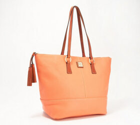 Dooney & Bourke Pebble Leather Tobi Tote - A365624