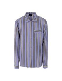 STUSSY - Striped shirt
