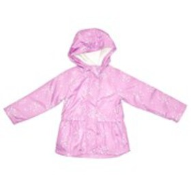 OSHKOSH Toddler Girls Star Print Hooded Anorak Jac