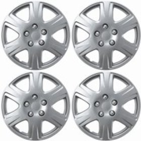 OxGord Hubcaps for Toyota Corolla (Pack of 4) Whee