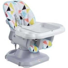 Fisher-Price SpaceSaver Adjustable High Chair, Win