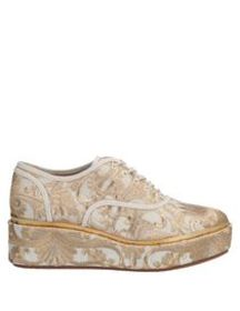 TORY BURCH - Laced shoes