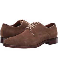 Johnston & Murphy Warner Perf Cap Toe