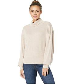 Free People Glam Turtleneck Top