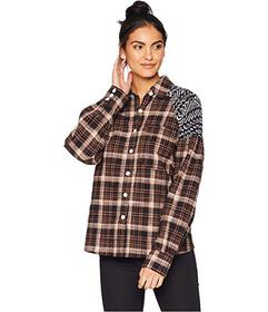 Free People Fireside Nights Button Down