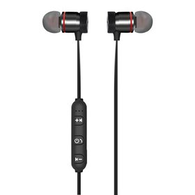Bluetooth In-ear Headphone Wireless Sport Stereo E