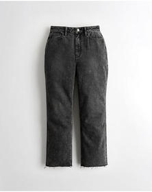 Hollister Vintage Stretch Ultra High-Rise Straight