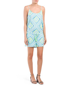 SOUTHERN TIDE Kendall Geo Romper