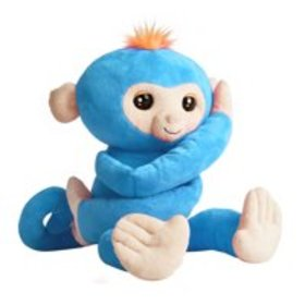 Fingerlings HUGS - Boris (Blue) - Advanced Interac