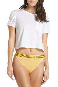 Jockey Modern Mix Tee & Panties Set