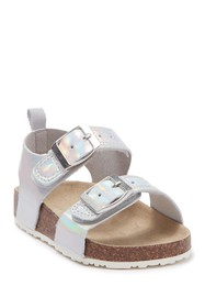 Carter's Duncan Buckle Footbed Sandal (Baby & Todd