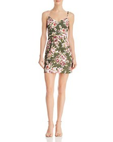 FRENCH CONNECTION - Whisper Floral-Print Mini Dres