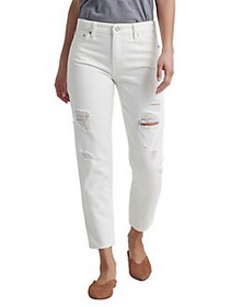Lucky Brand Distressed Ankle Jeans DES MOINES