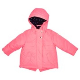 OSHKOSH Girls Hooded Systems Jacket with Fleece Li