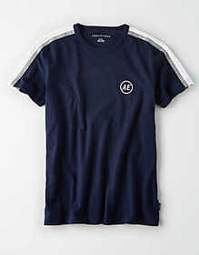 American Eagle AE Short Sleeve Logo T-Shirt