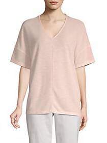 JONES NEW YORK Sea Cocoon Knit Top SEASHELL