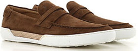 Tod's Men's Boat Shoes