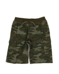Lee stretch pull-on cargo shorts (8-20)