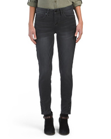 SEVEN7 5 Pocket Leggings With Button Detail