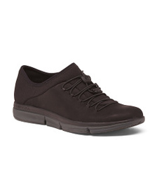 MERRELL Slip On All Day Comfort Leather Sneakers