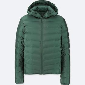 MEN ULTRA LIGHT DOWN SEAMLESS PARKA