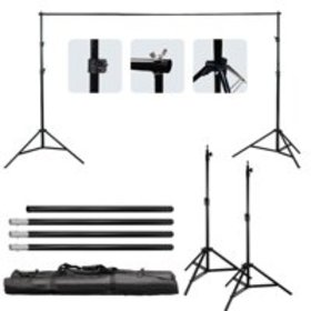 Zimtown 10Ft Adjustable Background Support Stand P