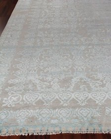Exquisite Rugs Gregore Hand Loomed Rug 9' x 12'