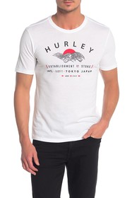 Hurley Local Flavor Graphic Logo T-Shirt