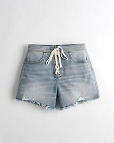 Hollister Vintage Stretch Ultra High-Rise Denim Vi