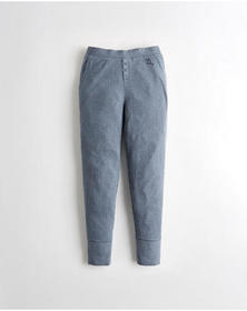 Hollister Dreamworthy Joggers, BLUE