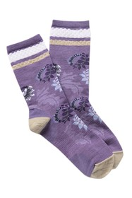 SmartWool Blossom Bitty Wool Blend Crew Socks