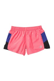 adidas Perforated Shorts (Toddler & Little Girls)