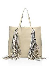 Elizabeth and James Everyday Shopper Leather Fring