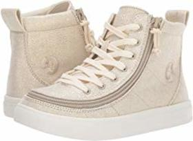 BILLY Footwear Kids Classic Lace High (Toddler/Lit