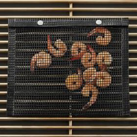 Williams Sonoma Nonstick Mesh Grilling Bags, Set o