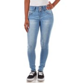 Juniors Butt-Lifting Low-Rise Skinny Jeans