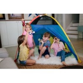 Pacific Play Tents Super Duper 4 Kid Play Tent on sale at Walmart