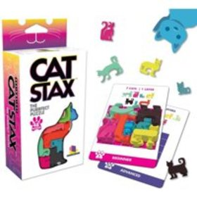Cat Stax: The Purrfect Puzzle