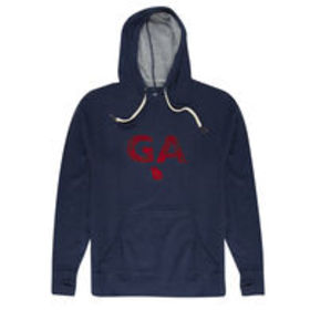 Local Yokel Men's Georgia Brief Pullover Hoodie