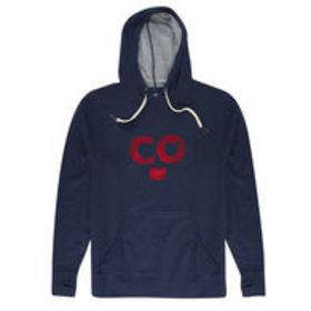 Local Yokel Men's Colorado Brief Pullover Hoodie