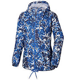 Columbia Women's Flash Forward™ Printed Windbreake