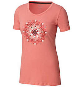 Columbia Women's Butterfly Wing™ Medallion Tee