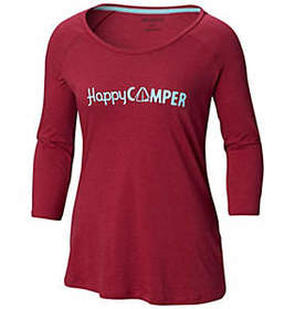 Columbia Women's Weekend Explorer™ 3/4 Tee