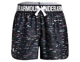 Under Armour® Girls' Play Up Printed Shorts