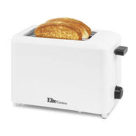 Elite Cuisine Two-Slice Cool Touch Toaster