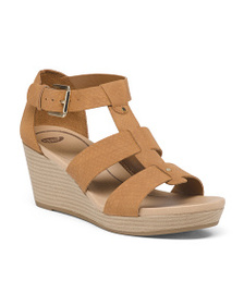 DR. SCHOLL'S Wedged Sandals
