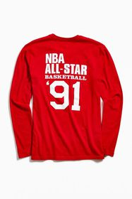 Mitchell & Ness '91 NBA All Star Long Sleeve Tee