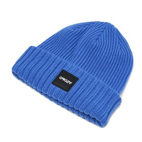 Oakley Beanie Ribbed - Electric Blue