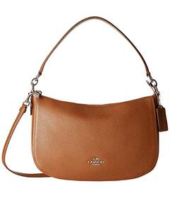 COACH Pebble Chelsea Crossbody