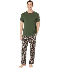 Tommy Bahama Floral Leaves